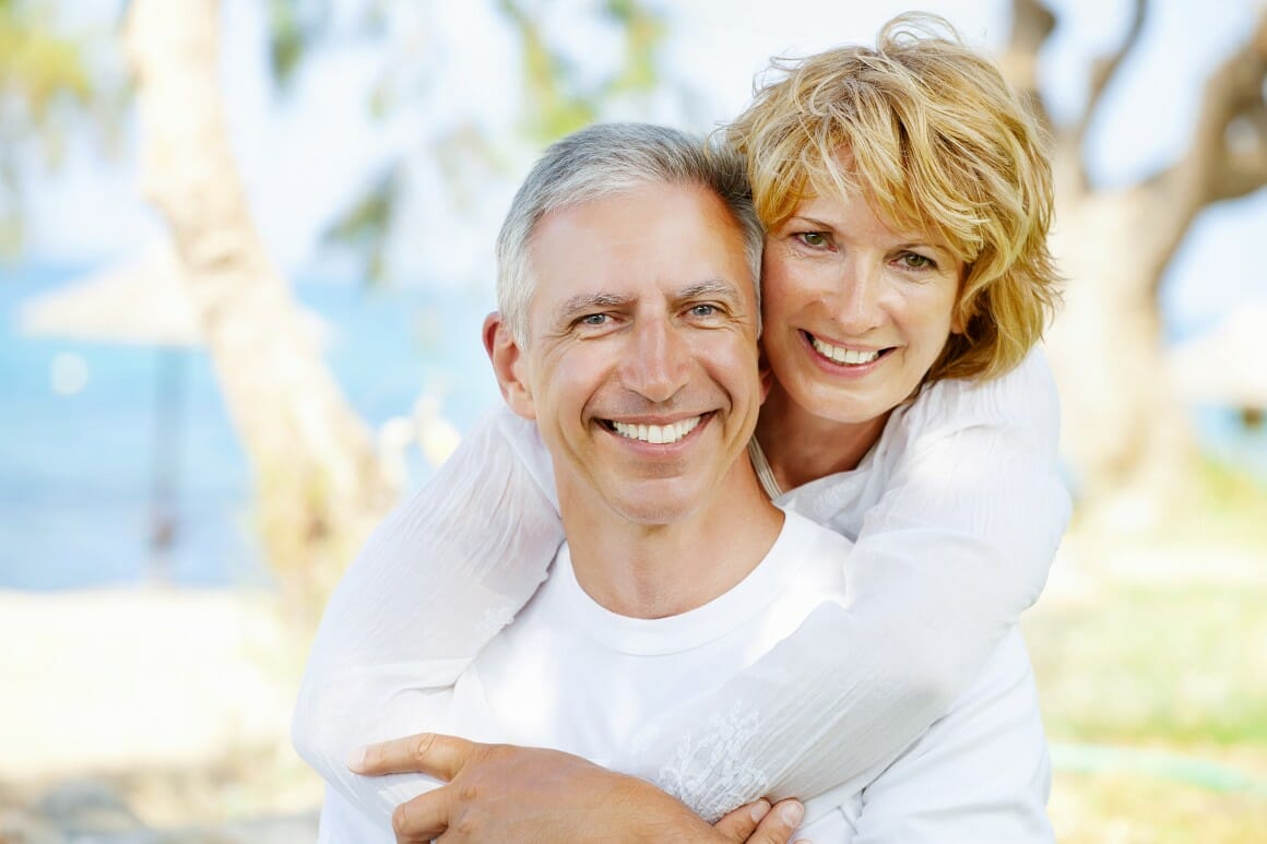 Shockwave therapy for erectile dysfunction - happy couple