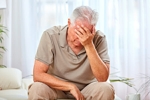 depression is a cause of erectile dysfunction
